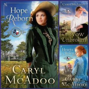 Books by Caryl